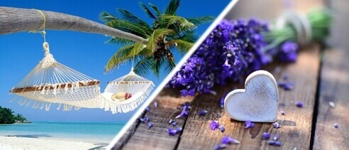 Séjours detox - Antilles & Provence