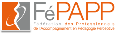 Logo Fédération des Professionnels de l'Accompagnement en Pédadogie Perceptive