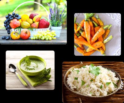 Formules diététiques - Monodiète