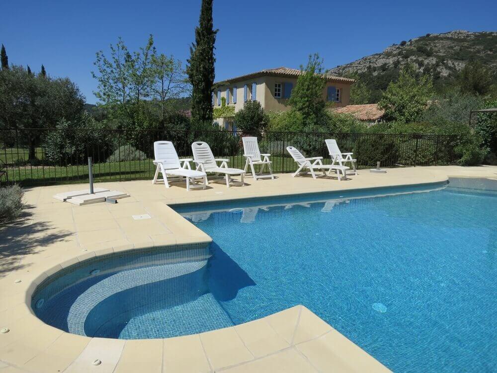 Piscine Provence