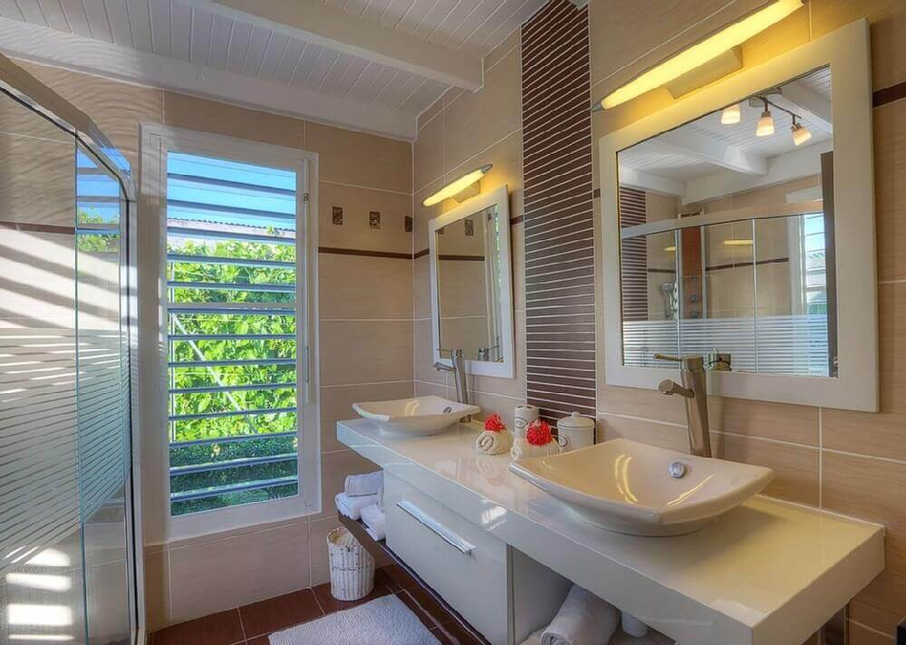 Salle de bains Antilles LA1