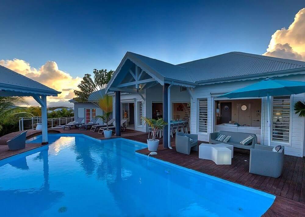 Piscine Antilles LA1