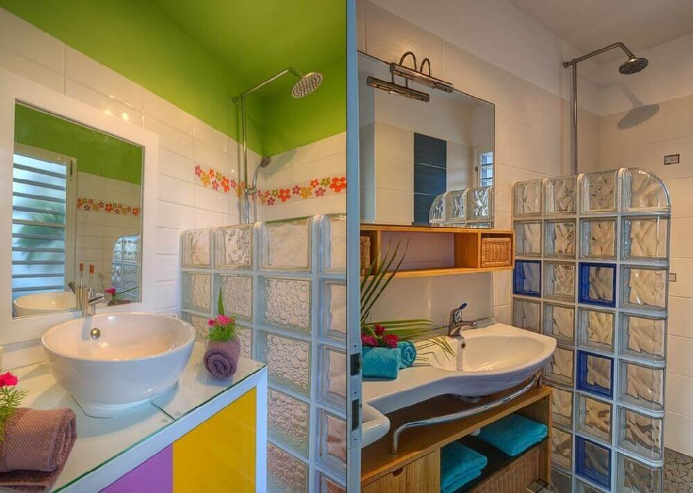 Salles de bains Antilles LA1
