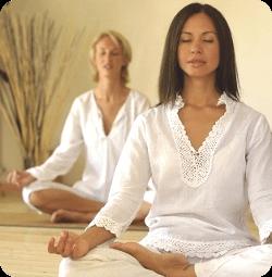 Méditation en groupe - Détox Globale