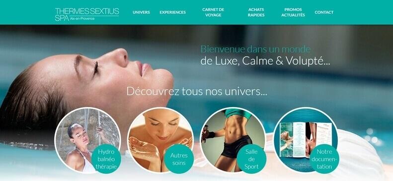 Thermes Aix_Site