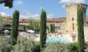 Themes Sextius - Piscine - Séjour Detox en Provence