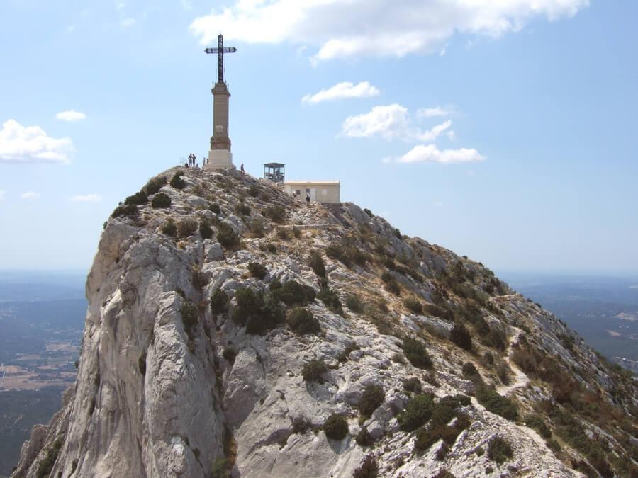 Croix de Provence - Côté Est
