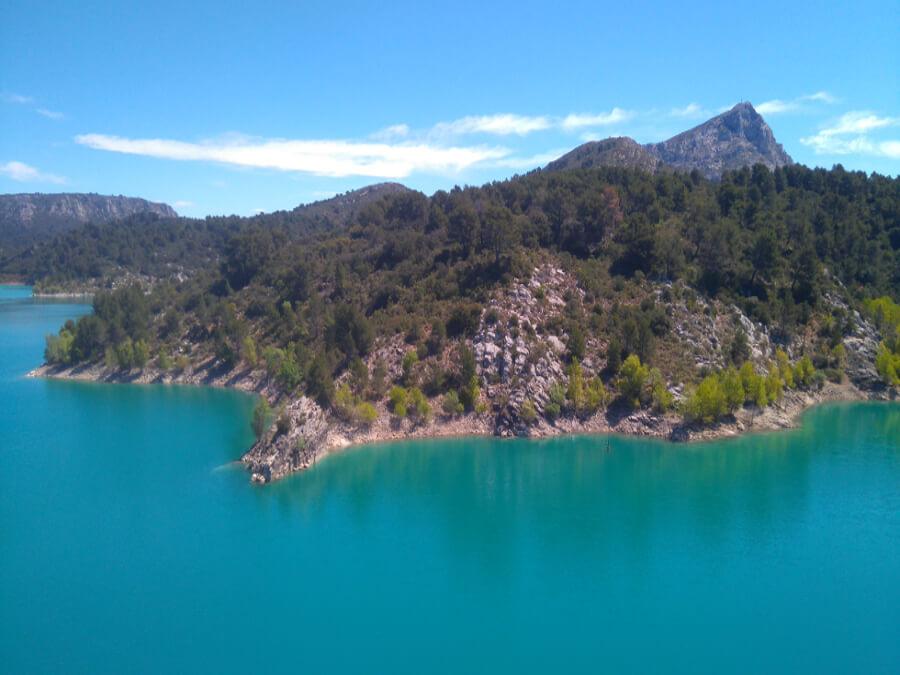 Lac de Bimont et Sainte Victoire