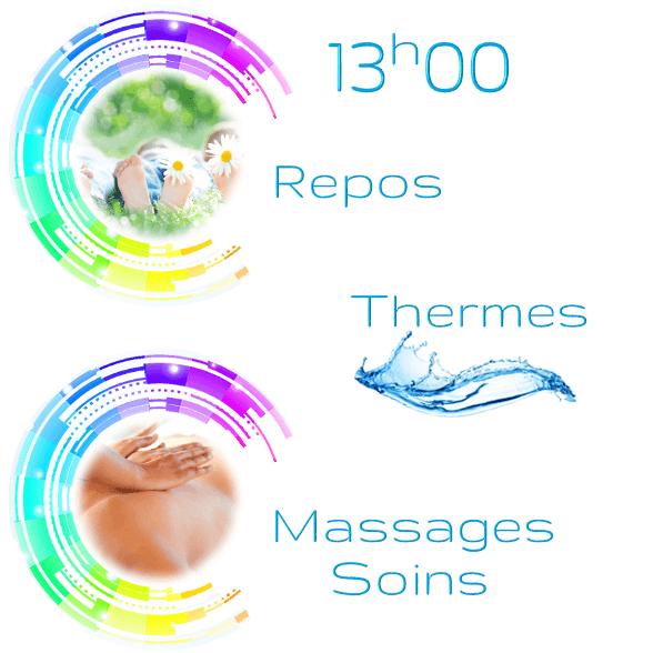 Journée Detox - Repos Détente Thermes Aix en Provence Massages et Soins