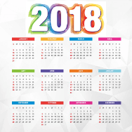 Calendrier Pure Detox 2018
