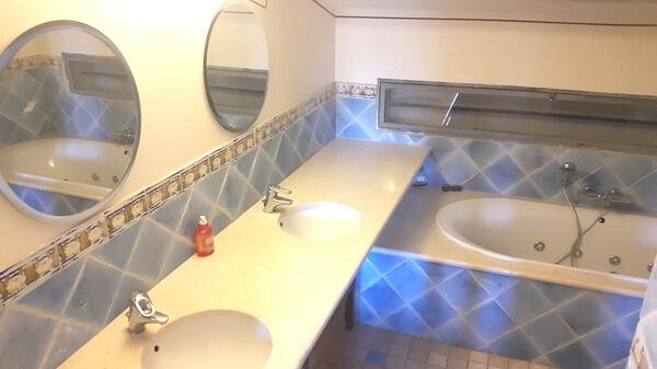 Salle de bains et d'eau Suite 1er
