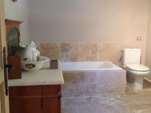 Pure Detox - Claps - Salle de bain du bas