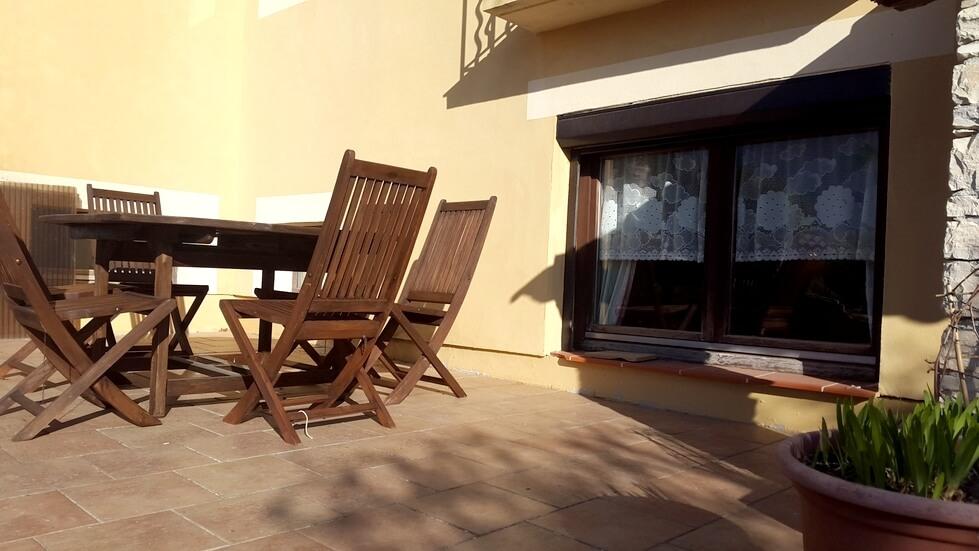 Karman - Extérieur Terrasse