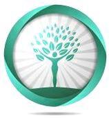 Logo Entre Ciel et Terre - Cyan