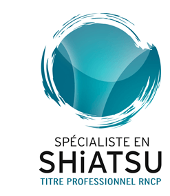 Logo Spécialiste en Shiatsu RNCP